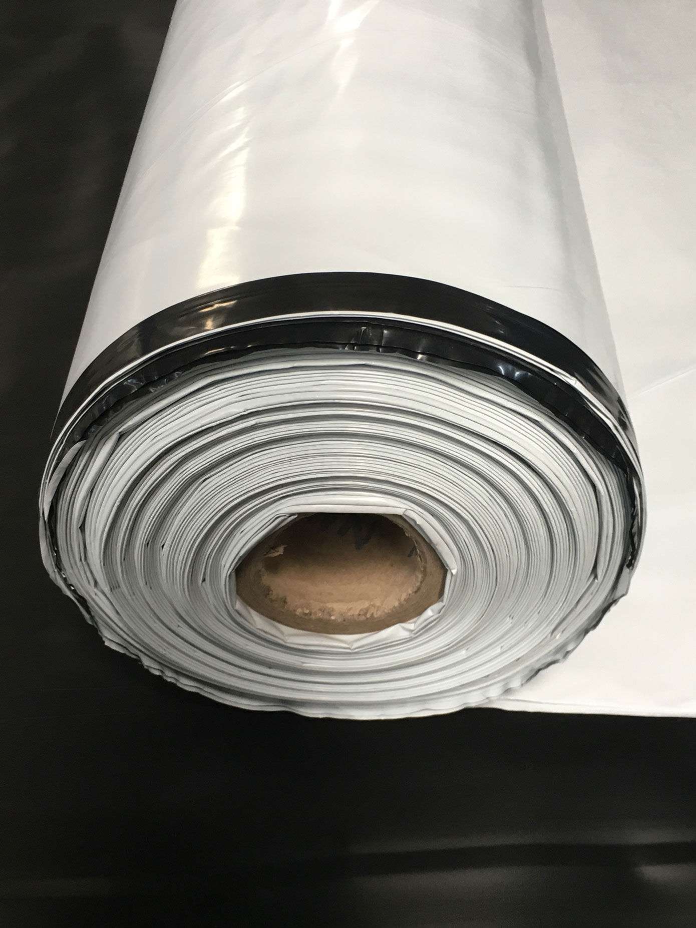 Lona Silagem Nortene Branca/Preta 72kg - 6x27m