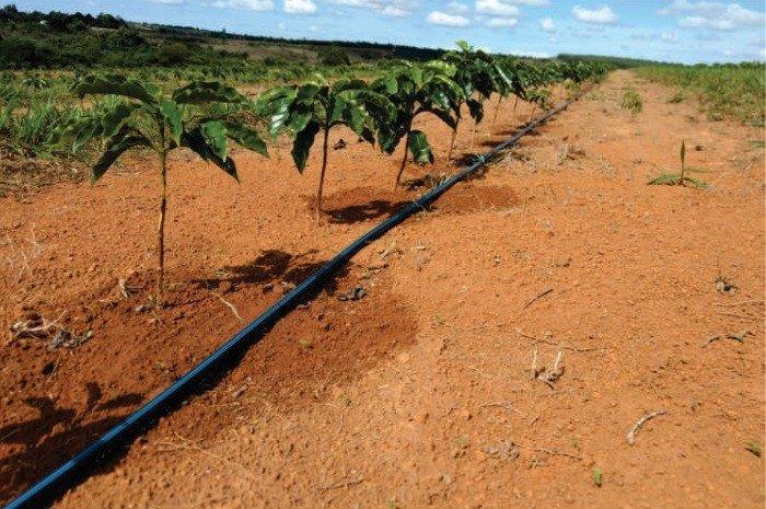 Mangueira Tubo Irrigação Drip Plan 1/2 Pelbd Dn16 Pn25 400mt