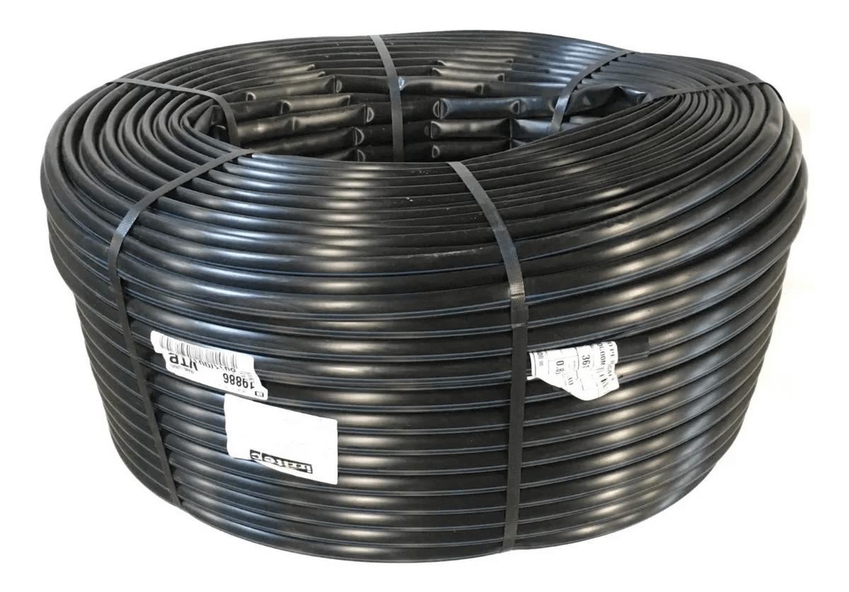 Mangueira Tubo Pelbd 16mm 100 Mts Pn 30 Irrigação