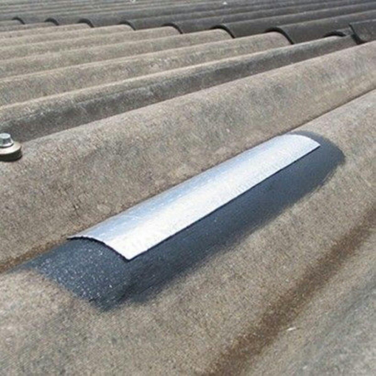 Manta Asfáltica Auto Adesiva Alumínio 20cm