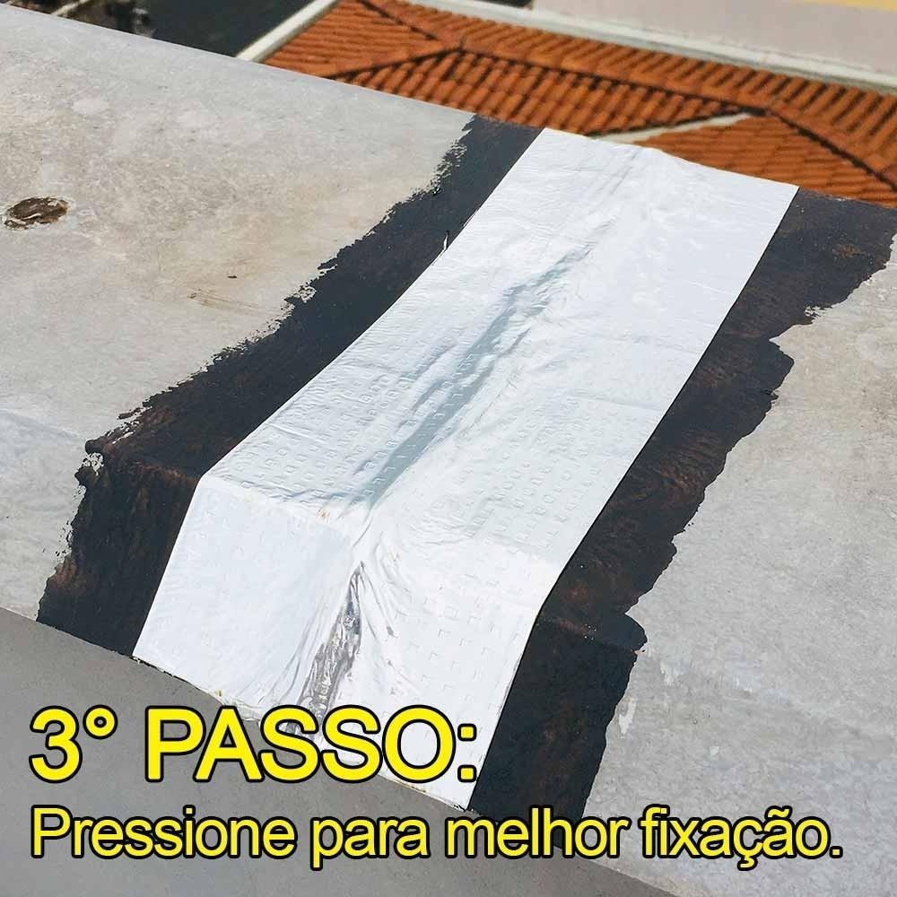 Manta Liquida Primer Asfáltica 18L Para Emulsão Asfáltica