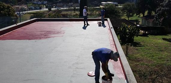 Manta Líquida Unico Lajes Telhados Impermeabilizante Branca 18kg