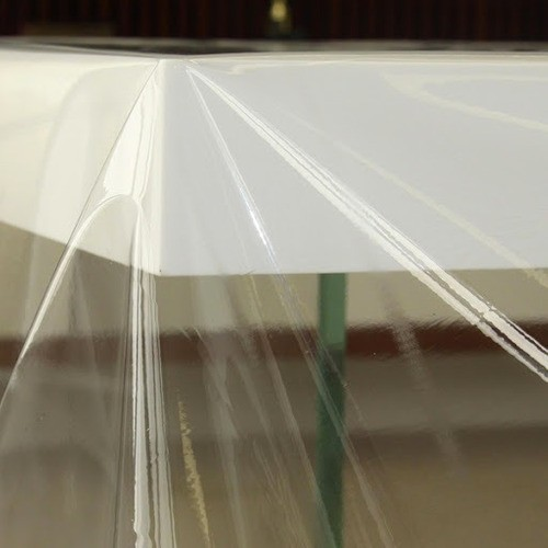 Plástico Pvc Transparente Super Flexível 0,10mm