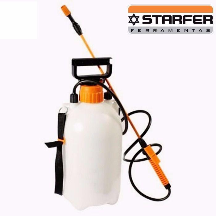 Pulverizador Manual 5 Litros Starfer