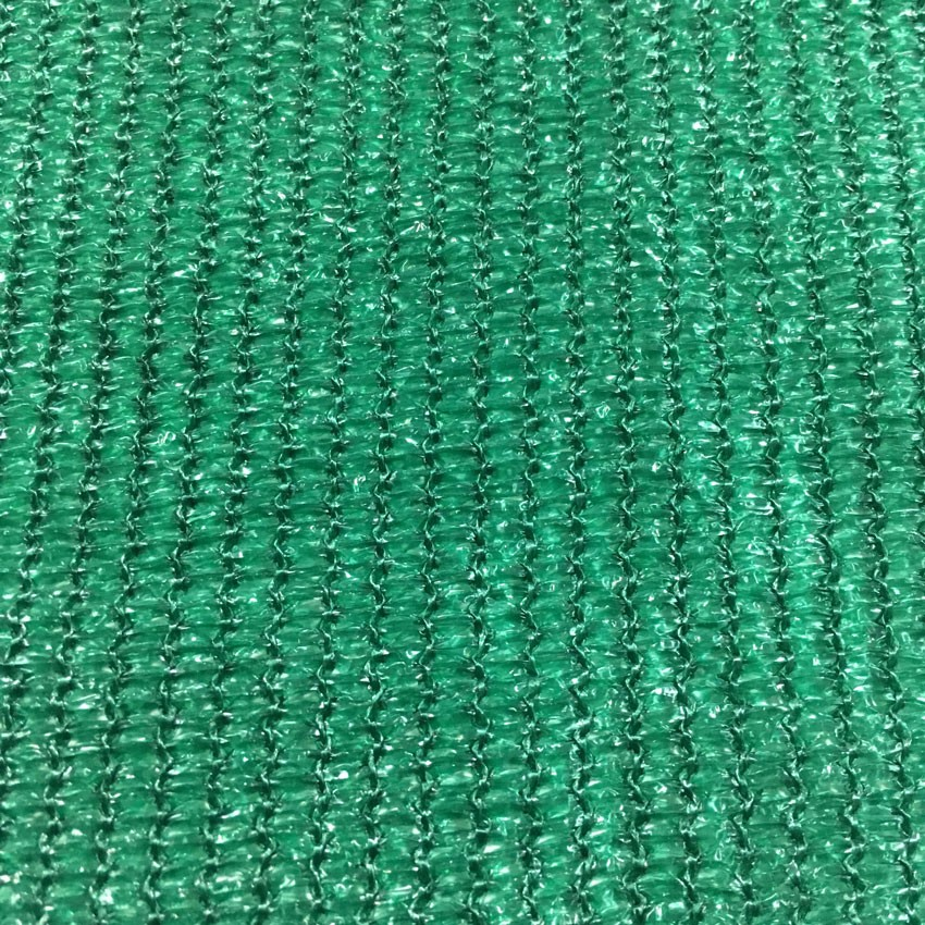 Tela Decorativa Shade Verde com Bainha e Ilhós 4,5x2m
