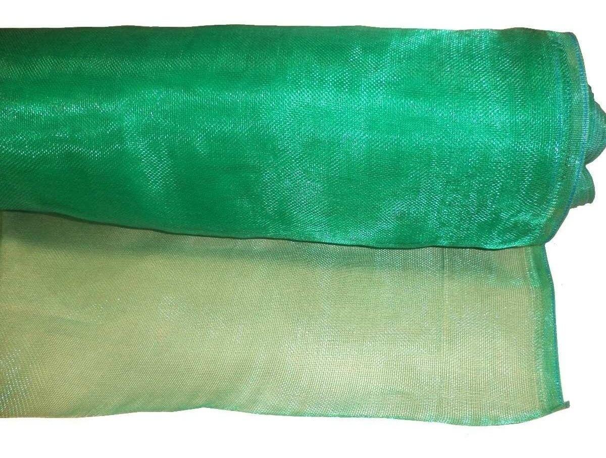 Tela Mosquiteira Anti Inseto 1,50 X 50,00 Metros Verde