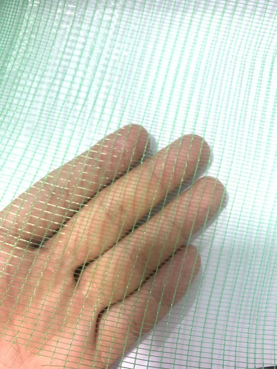 Tela Mosquiteira Proteção Anti Inseto Verde 1,50m x 25m