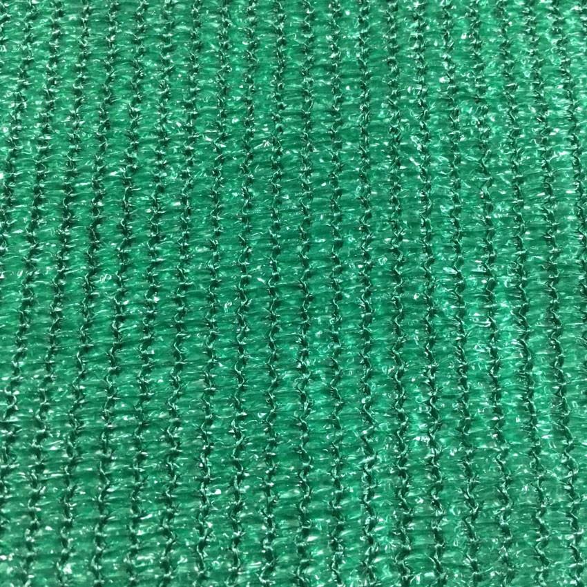 Tela Shade Sombrite Toldo Decorativa Verde Com Bainha e Ilhós 5x10m