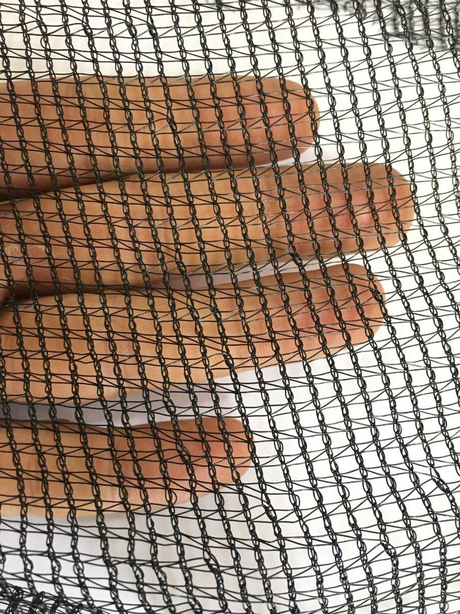 Tela Sombrite Nylon Monofilamento Agricola 50%
