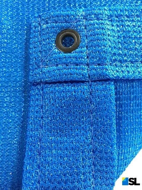Tela Toldo Sombreamento Shade Azul Retangular 3x2m
