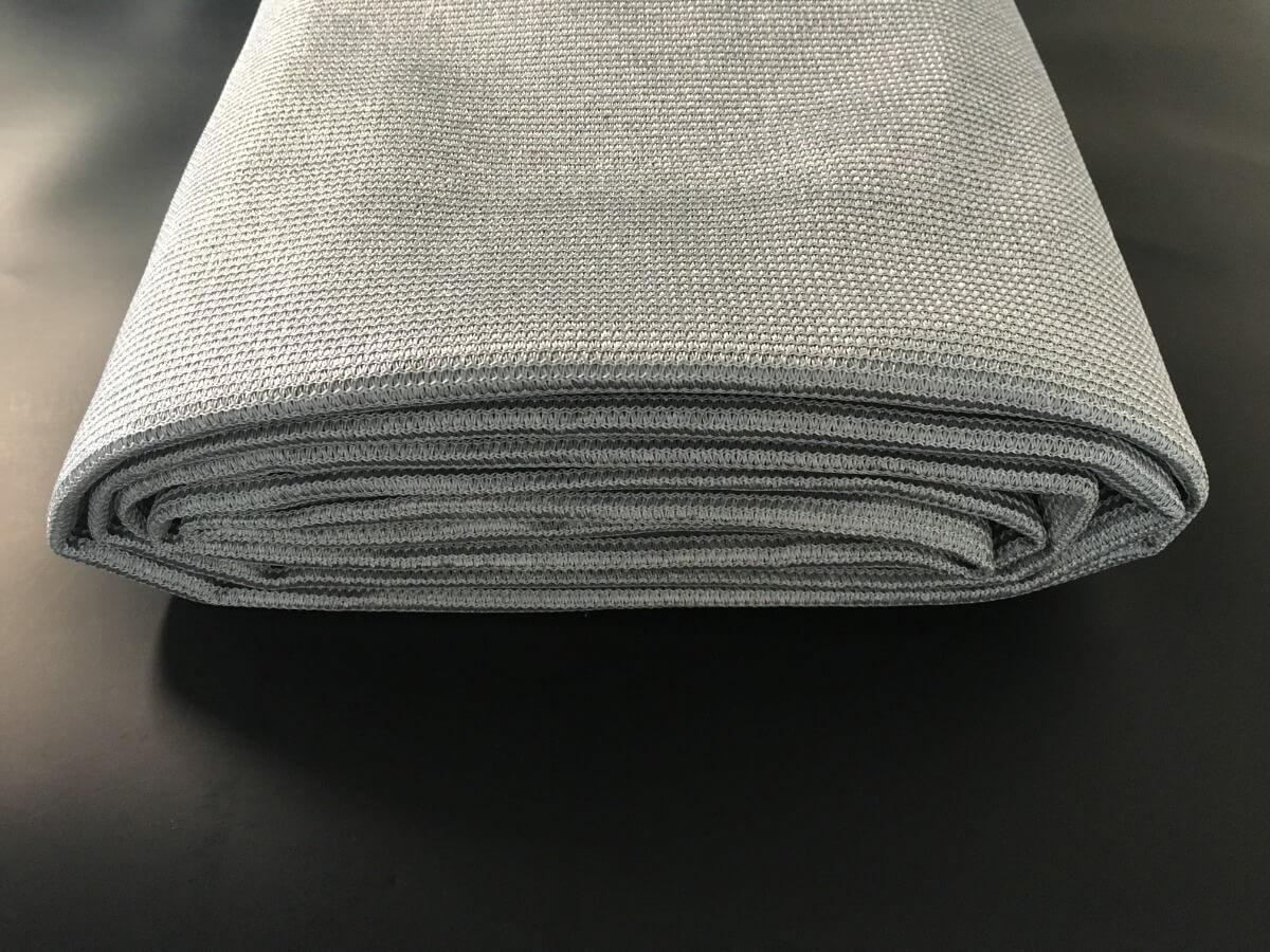 Tela Toldo Sombreamento Shade Prata Retangular 3,5x3m