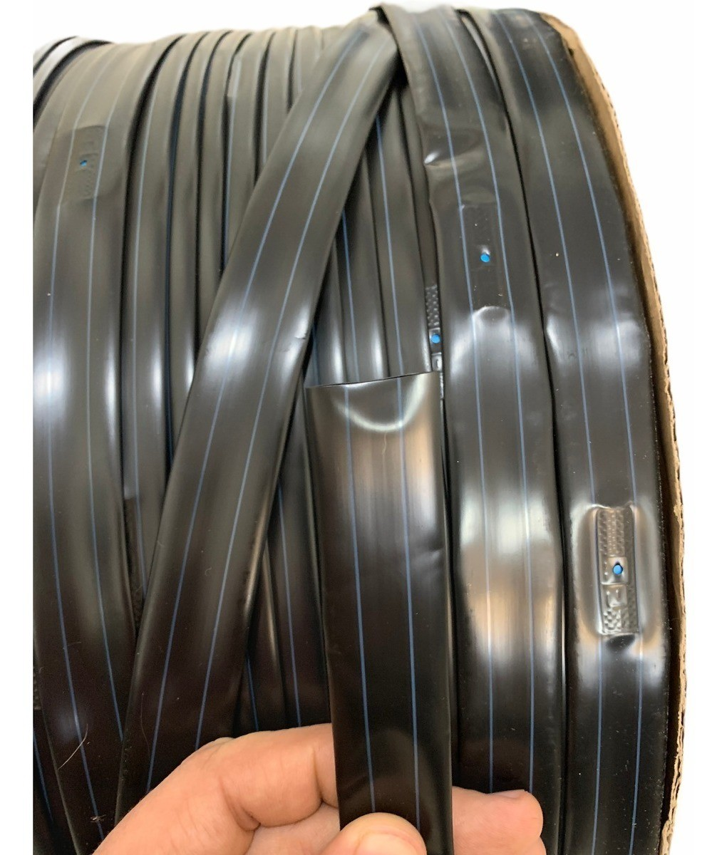 Tubo Gotejador DRIP-PLAN 17mm 100cm 1.6L/h - 1000M