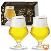 Conjunto de Taça de Cristal para Cerveja Maritim de 430ml 2 peças