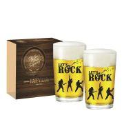 Copo Cerveja Luva Rock 300ml
