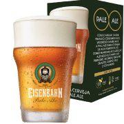 Copo de Cerveja de Cristal Eisenbahn Pale Ale 300ml