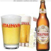 Copo de Cerveja Vidro Itaipava 300ml