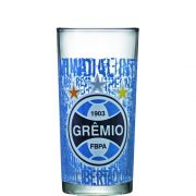 Copo de Vidro Long Drink Gremio de 300ml