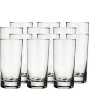 Copo Suco/água - Doble De 320ml C/ 12 Unid