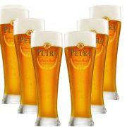 Copos De Cerveja - Petra Weiss Beer De 670ml C/ 6 Unid