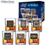 Copos de Whisky Mirage C/ 6 pcs