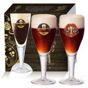 Jogo Copo Cerveja Taça Cerveja Cristal Harzer 430ml 2 pcs