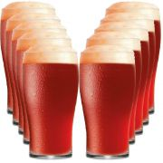 Jogo de Copo de Cerveja Meio Pint IPA 295ml 12 Peças