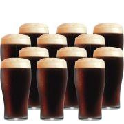 Jogo de Copos de Cerveja Vidro Pint IPA 568ml 12 Pcs