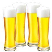 Jogo de Copos de Cerveja Weiss Polite G 685ml 4 Pcs