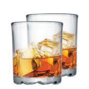 Jogo de Copos de Whisky Mirage 2 Pcs