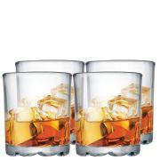 Jogo de Copos de Whisky Mirage 4 Pcs