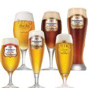 Jogo de Copos e Taças de Cerveja Weltenburguer