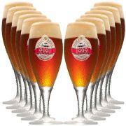 Jogo de Taças de Cerveja Baden Baden 1999 12 Pcs