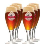 Jogo de Taças de Cerveja Baden Baden 1999 6 Pcs