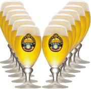 Jogo de Taças de Cerveja Baden Baden Cristal 400ml 12 Pcs