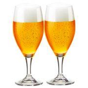 Jogo de Taças de Cerveja Holsten Crystal 400ml 2 Pcs
