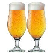Jogo de Taças de Cerveja Royal Beer Vidro 330ml 2 Pcs