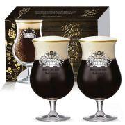 Jogo de Taças de Cerveja Double Bock 2 pçs 600ml