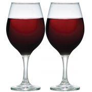 Jogo de Taças de Vinho Bordeaux One 600ml 2 Pcs