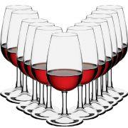 Jogo de Taças de Vinho Iso Degustação Bourbon 230ml 12 Pcs