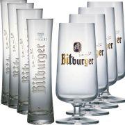 Jogo de Taças e Copos de Cerveja Coleção Cerveja do Mundo 8 pçs