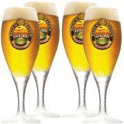 Taça Cerveja - Copo Cerveja - Baden Baden Golden Jogo 4 Pcs