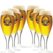 Taça Cerveja - Copo Cerveja - Baden Baden Golden Jogo 6 Pcs