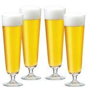 Taça Cerveja - Copo Cerveja Prestige M De 510ml C/ 4 Unid