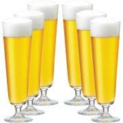 Taça Cerveja - Prestige M De 510ml C/ 6 Unid