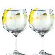 Taça Cristal Gin Club 660ml 2 pcs