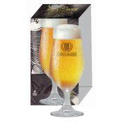Taça de Cerveja Baden Baden Lager 370ml Cristal
