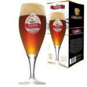 Taça de Cerveja Cristal Baden Baden 1999 400ml