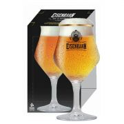 Taça de Cerveja Cristal Eisenbahn Degustação 435ml