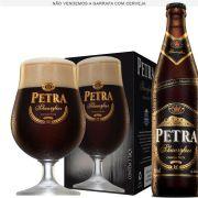 Taça de Cerveja Cristal Petra Schwarzbier 400ml