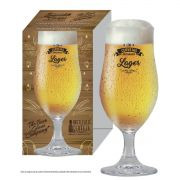 Conjunto de Taças Happy Hour Lager Luva 370ml